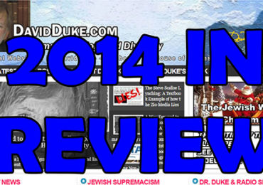 2014 in Review: Another Year of Dramatic Successes for DavidDuke.com
