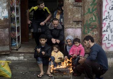 Last summer's bombardment of Gaza — massacre that keeps on killing