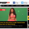 Hiphop website audience takes Dr. Duke's side in Minaj controversy
