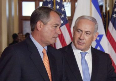 Boehner out Zios Obama by inviting Netanyahu to lecture Congress