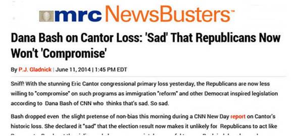 dana bash sad that Jewish Cantor lost