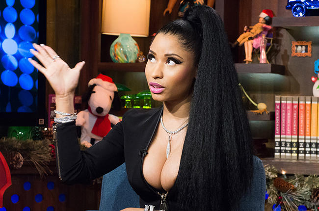 Dr Duke & Dr Slattery — ZioRapper Nicki Minaj makes dozens of sick, violent, drug and sex videos no problem — only Ziomedia promotion! But, one word questioning the killler Vaxx and she's called a demon!