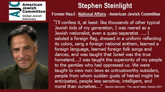 steven steinlight jewish advocacy american jewish commitee