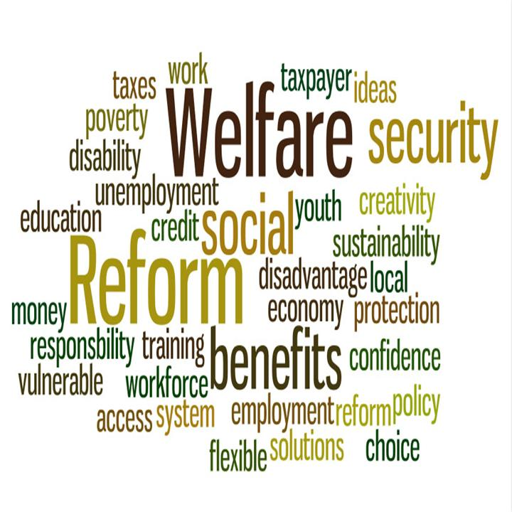 the issue of welfare reform Welfare reform in the united states:  welfare reform is in essence an urban policy issue  welfare reform in the united states: a background paper 597.