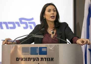 New Israeli Political Darling Proud to be a fascist for Jews — Communist for Everyone Else.