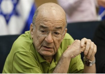 "Israeli veteran politician says ""We, the elders of Zion, pull the strings of Congress"""