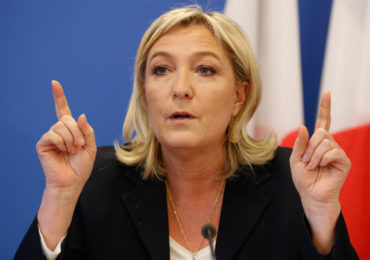 Le Pen says Washington attempting to start 'war in Europe'