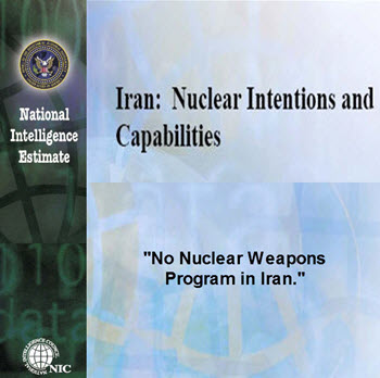 Iran national intelligence estimateNIwb sizeE