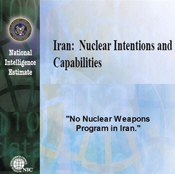 Iran national intelligence estimateNIwb sizeE
