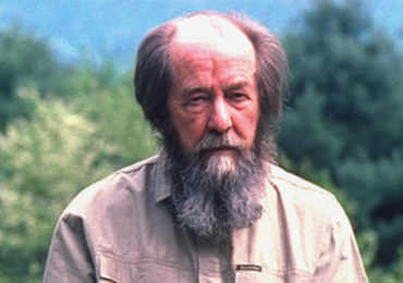 Solzhenitsyn: The Incredible Disappearing Man