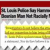 """Justice Department Calls Ferguson Police """"Racist"""" but Ignores Racist Hate Murder!"""