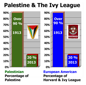 Jewish supremacists have deposed the European American majority the same way they have taken over Palestine!