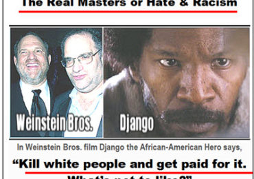 Dr Duke and David Gahary – Systemic Racism: It is Real. It is massive . . . It is Jewish! It's Time to End Jewish Supremacy!