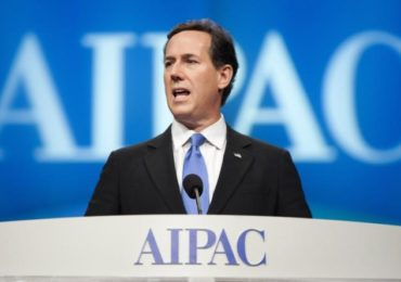 Santorum says he'd bomb Iran back to the Seventh Century