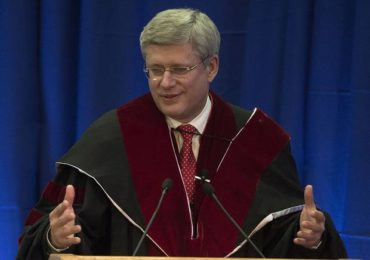 Canada's PM Harper wants to criminalize Israel boycotts