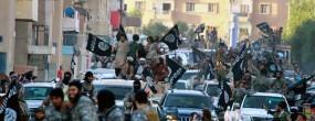 Mideast Islamic State Spread Thin
