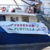 Arab MK warns Netanyahu Keep security forces away from flotilla: Zio-Watch, 6/28/2015