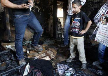 Israeli settlers once again set ablaze Palestinian land in West Bank: Zio-Watch, August 10, 2015