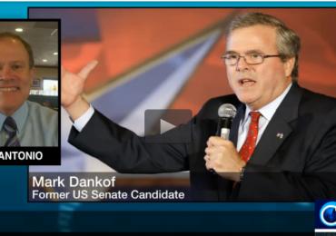 Dankof on PressTV: Jeb Bush wants to implement war-like policies