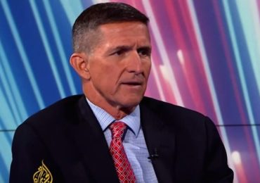 Trump can't let these Jews lynch General Flynn