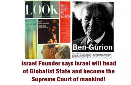 Jones folio 8 Ben Gurion Israel