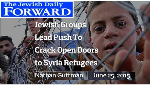 JewishGroupsLeadPush
