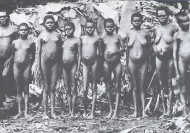 Deletion of Australian Pygmies from history an example of Zio political attack on Whites and on science