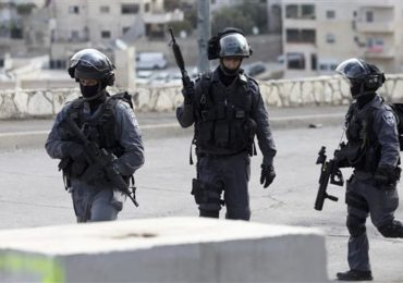 Israel forces kill five Palestinians in a day in Gaza: Zio-Watch, October 20, 2015