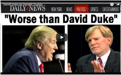 Image result for david duke trump