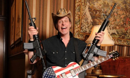 Dr. Duke and Pastor Dankof Prove Ted Nugent is Right...