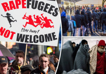 'I decapitate you' Women workers threatened and forced to DRESS DOWN at refugee centre