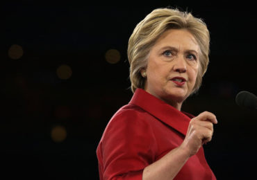 Zio Hillary: Differences with Israel would be dealt with in private: Zio-Watch, April 12, 2016