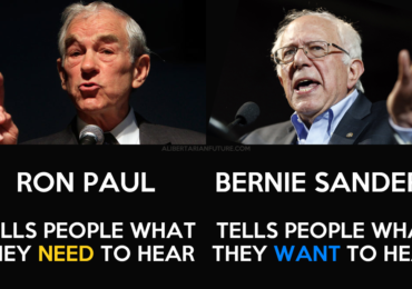 Ron Paul says Bernie Sanders 'sold out' on Fed amendment