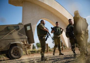 Israel bombs Gaza: Zio-Watch, May 4, 2016
