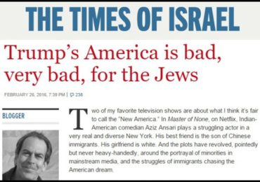 Dr. David Duke – Is Trump a Zionist Shill? The Zionists Sure Don't Think so!