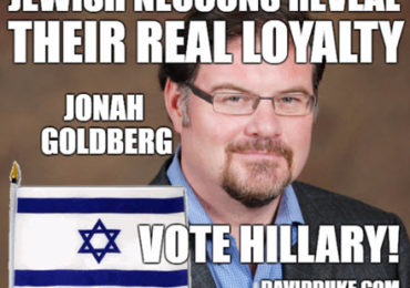 Jewish Neocons Expose Their Treason – They Support Hillary!