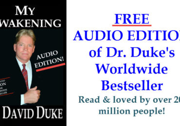 David Duke with Mark Collett on Why Dr. Duke's My Awakening is Awakening our People and Changing the World