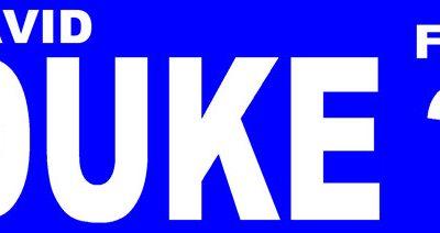 Duike Senate Logo Sign smaller question mark