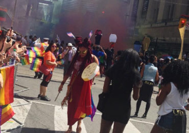 Black Lives Matter halts Toronto Pride parade to address 'anti-Blackness': Zio-Watch, July 4, 2016