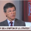 "Zio-Prof Jeffrey Sachs declares support for Clinton even though immigration is ""destabilizing"" and she's ""always for the war approach"""