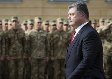 Ukrainian president orders forces on border with Crimea and eastern Ukraine on highest alert: Zio-Watch, August 11, 2016