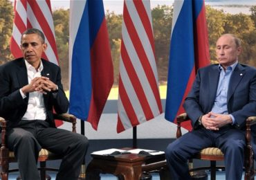 Obama compares Putin to Saddam Hussein (whom we killed, by the way)