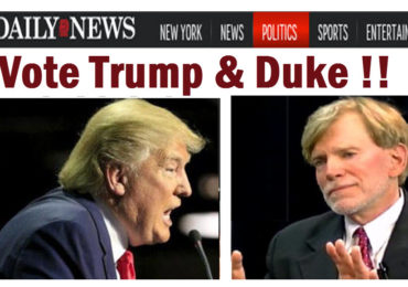 Vote Duke & Trump