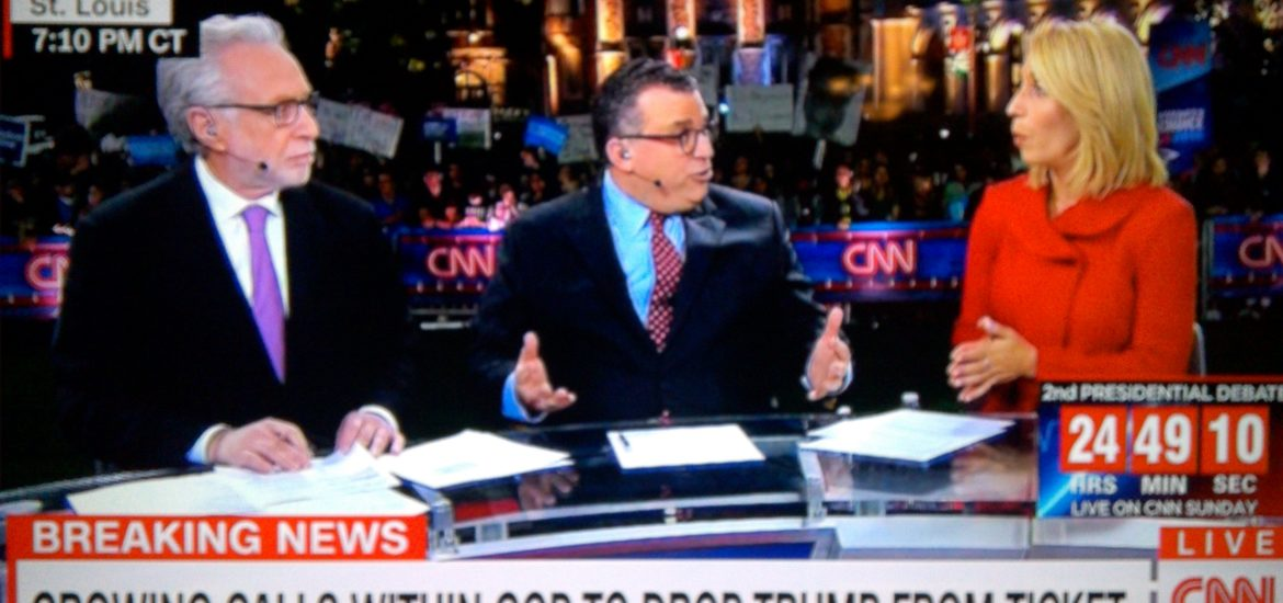 (Reprint) CNN Jews call for Trump to drop out of the race