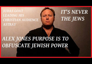 Why our survival depends on the defeat of Jewish Power!