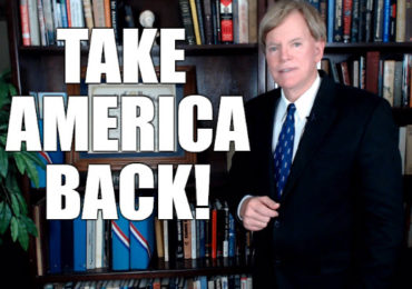 David Duke Launches 2 New Powerful TV Spots Across Louisiana!