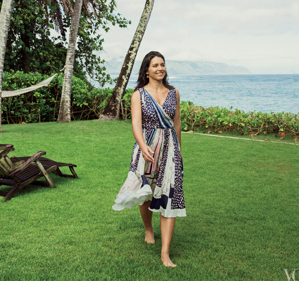 tulsi gabbard for secretary of state an example of the