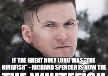 Flash News! *** Richard Spencer Joins Me Live at 11:00 am EST Monday, December 26th — Be Sure to Listen and Hang on to Your Hats!