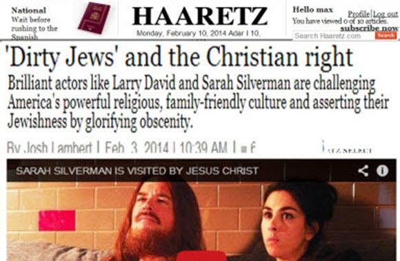 "Jewish Prof Says Porn is ""Atavistic Hatred"" Toward Gentiles"