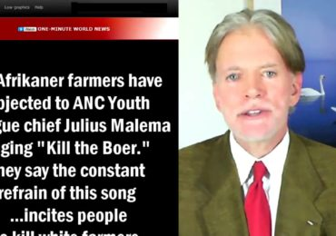White Genocide in South Africa!